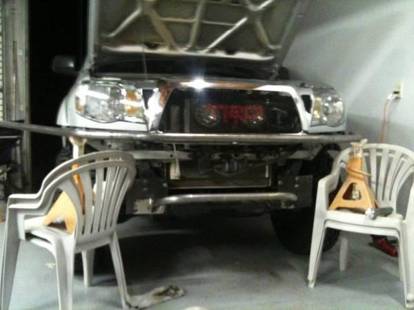 bumper build