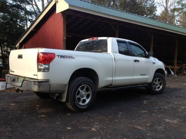 My old 07 Tundra