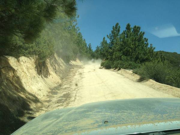 Indian Truck Trail