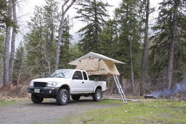 Cascadia Vehicle Tents : Cascadia vehicle tents roof top page tacoma world
