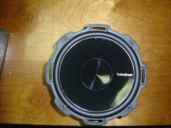 Rockford fosgate 6.5'' components