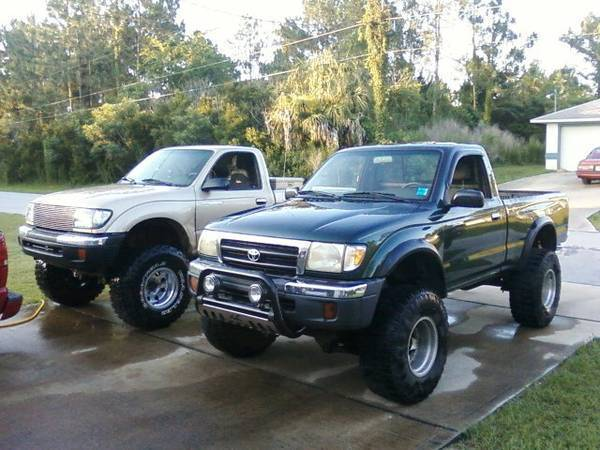 1999 Tacoma 4wd Tacoma World