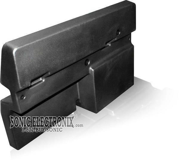 Scosche Tacoma doublecab sub box- NLA