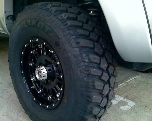 Anyone Running Runway Enduro M/Ts? - Ford Bronco Forum