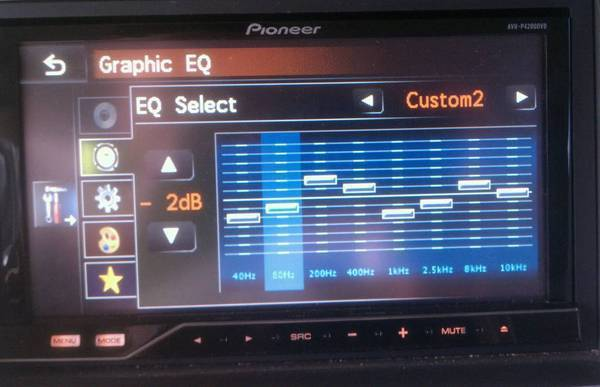 Sony Hd Stereo Volume Levels Ford Explorer And Ford