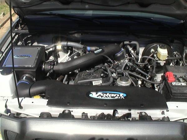 Best Cold Air Intake For 2 7 Engine Tacoma World