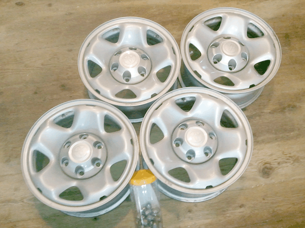 OEM Steelies