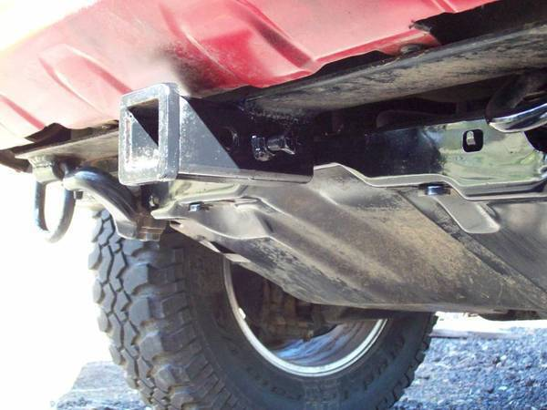 07 front hitch