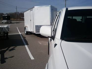 trailer tow load