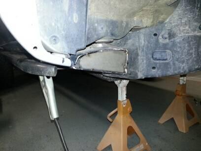 cab mount chop