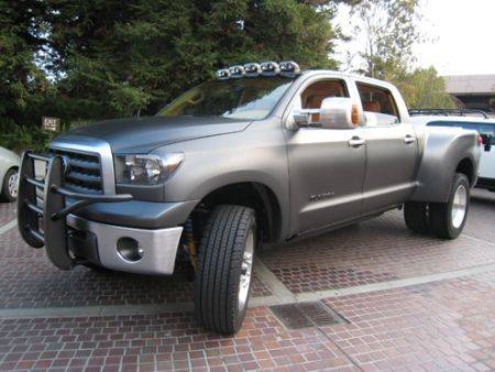 toyota tundra lifted. Which toyota truck engine is