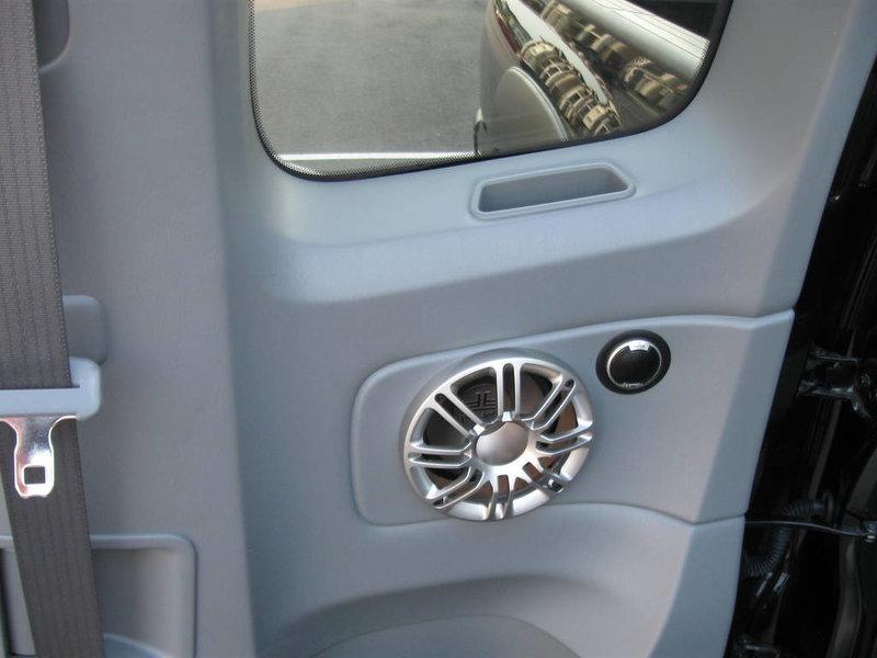 2009 access cab rear door speakers img tacoma world. Black Bedroom Furniture Sets. Home Design Ideas