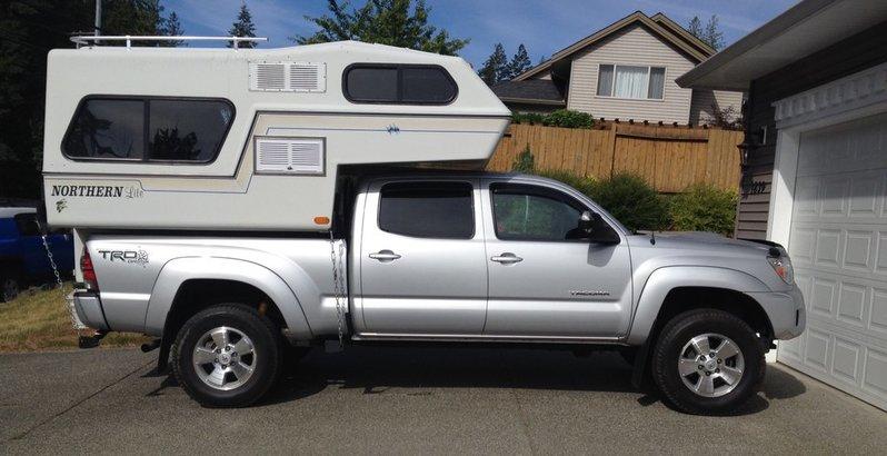 "2013 Tacoma / 91 Northern Lite 6'10"" (FullSizeRender.jpg)   Tacoma World"