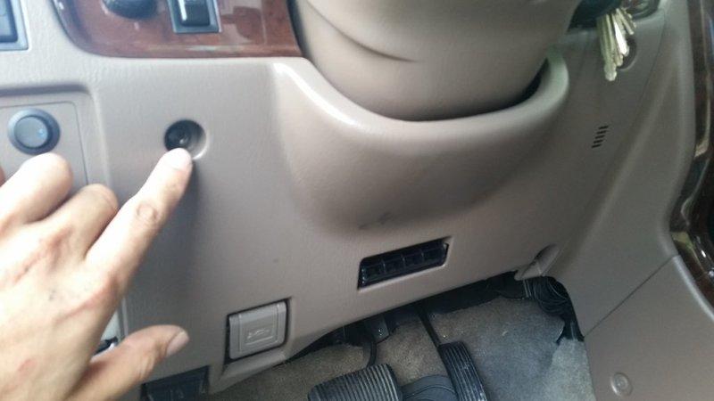 Disabling door chime - PICTURES! - | Toyota 4Runner Forum
