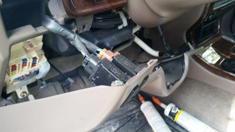 Disabling door chime - PICTURES! - | Toyota 4Runner Forum [4Runners com]