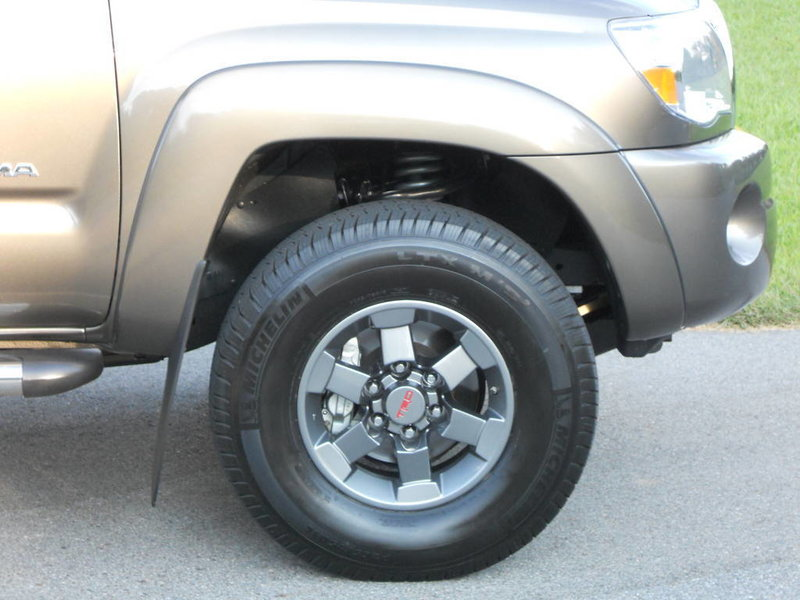 New Tire Michelin Ltx M S 2 Page 5 Toyota 4runner