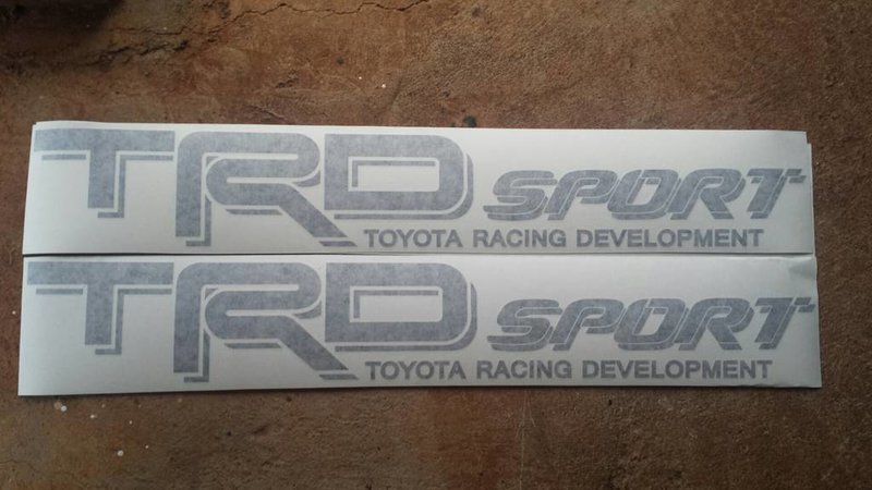 TOYOTA 75996-04070-A0 Decal
