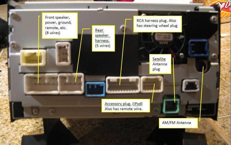 eclipse avn4430 wiring diagram   30 wiring diagram images