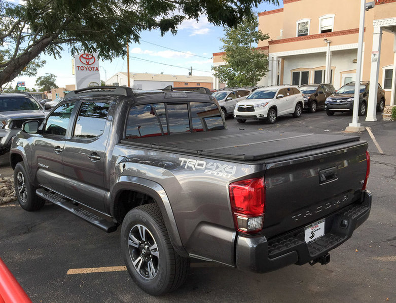 Tonneau Covers For Toyota Tacoma  Long Bed