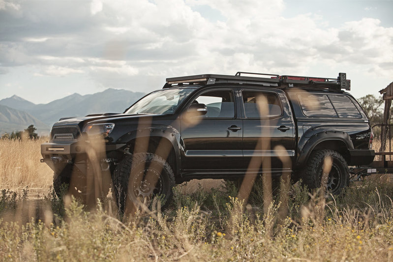 DefconBrix | Military Inspired Overland Build - Expedition ...