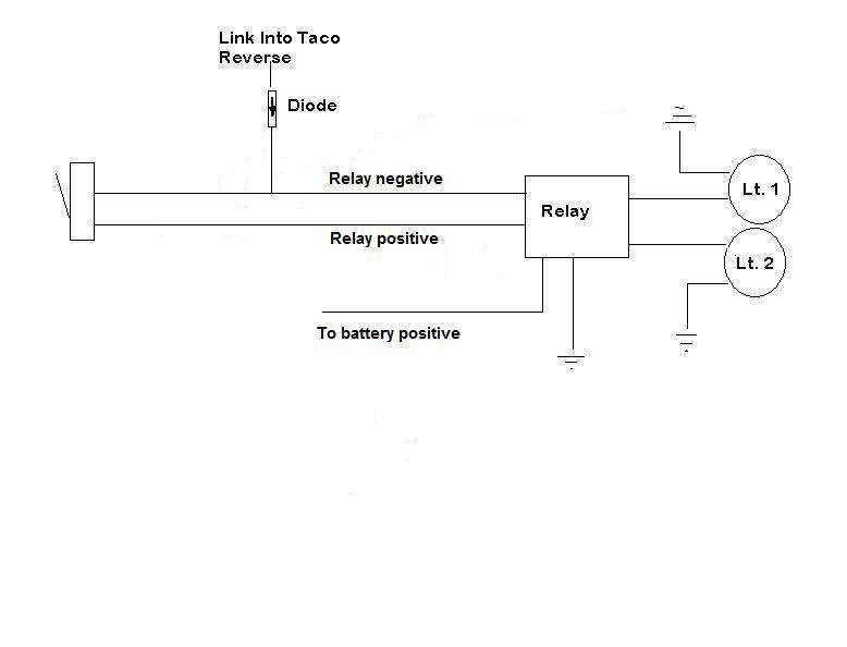 Reverse Light Wiring Diagram  Erik S Reverse Lights Jpg
