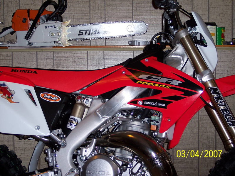 Stihl 066 and service honda afx 500 2007 for Tacoma honda service